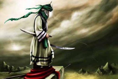 Khalifah Islam yang telah diwasiatkan oleh nabi