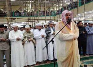 Contoh bermakmum kepada orang Wahabi