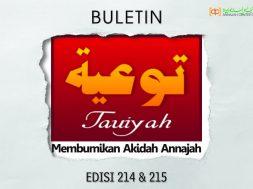 Buletin Tauiyah diterbitkan oleh Annajah Center Sidogiri