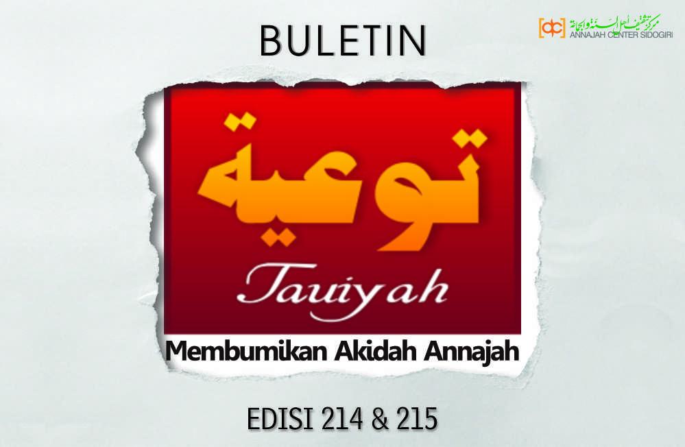 Buletin Tauiyah Edisi 214 & 215