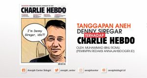DENNY SIREGAR CHARLIE HEBDO