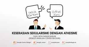 Keserasian Sekularisme dengan Atheisme