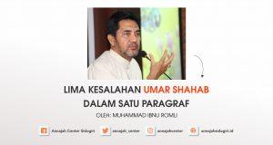 UMAR SHAHAB