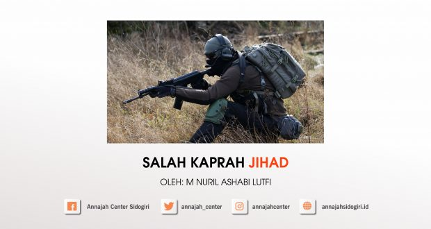 Salah Kaprah Jihad
