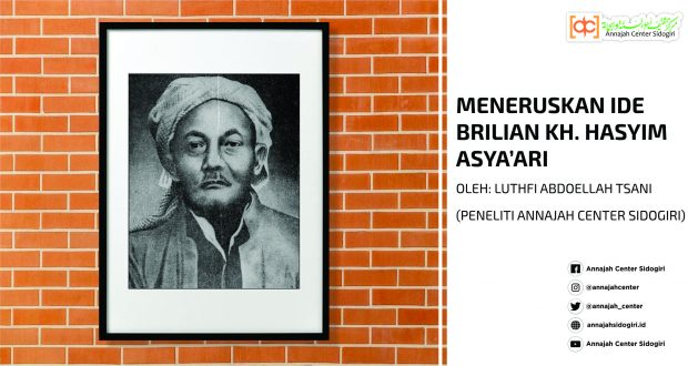 KH.Hasyim Asy'ari