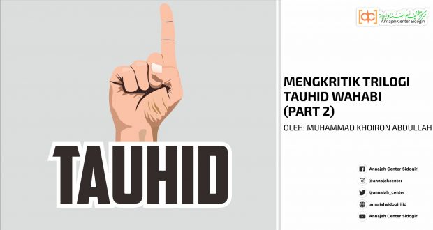 Kritik Tauhid Wahabi