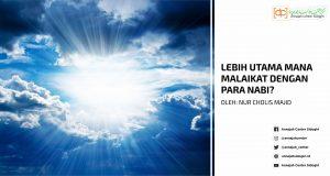 Malaikat Dengan Nabi