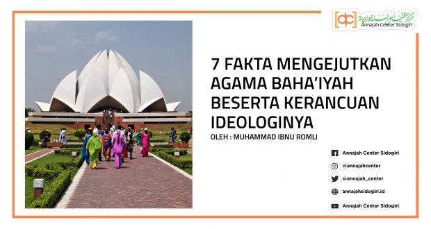 #30. 7 Fakta Mengejutkan Agama Baha'iyah Beserta Kerancuan