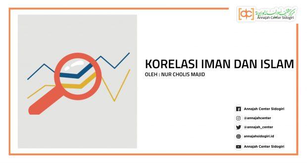 Korelasi Iman Dan Islam