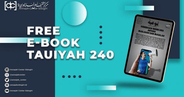 Buletin Tauiyah 240
